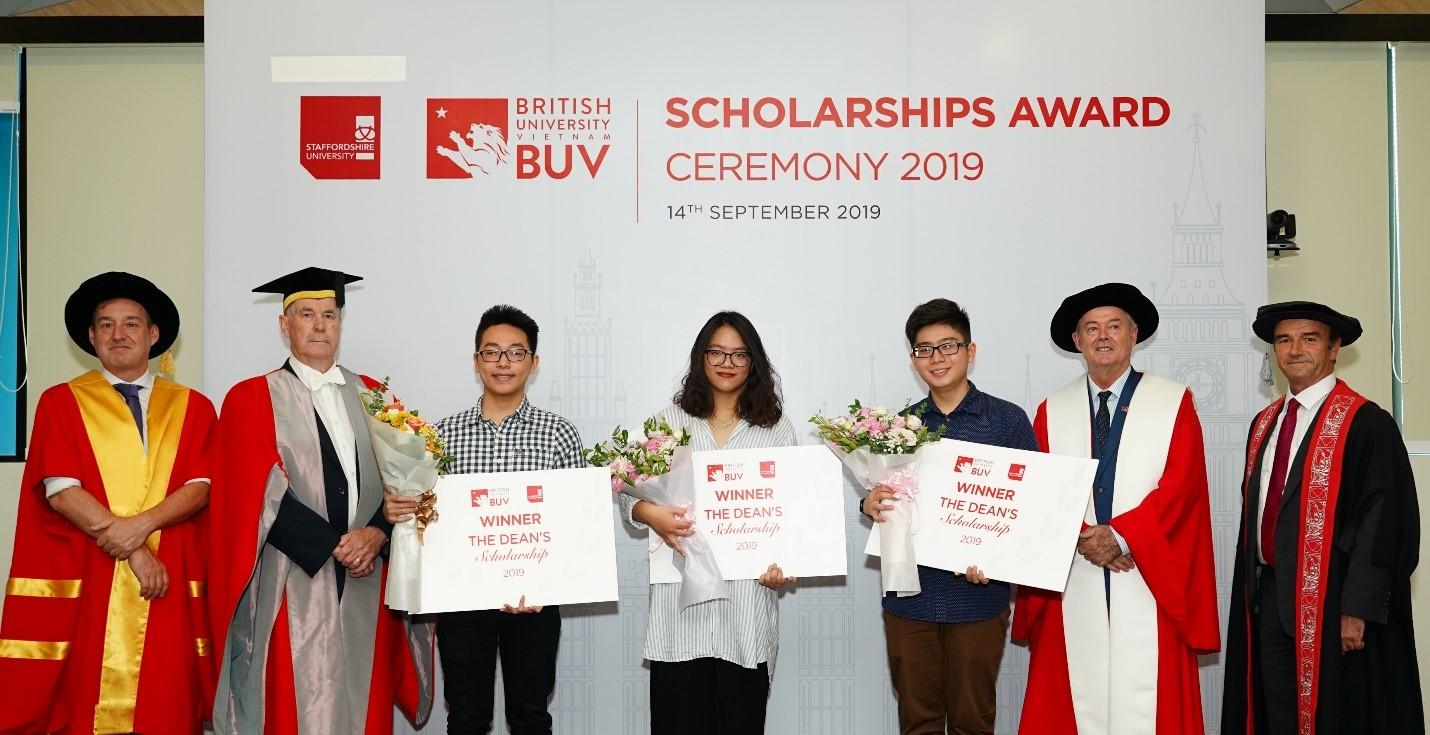 Học bổng đại học Anh Quốc Việt Nam
