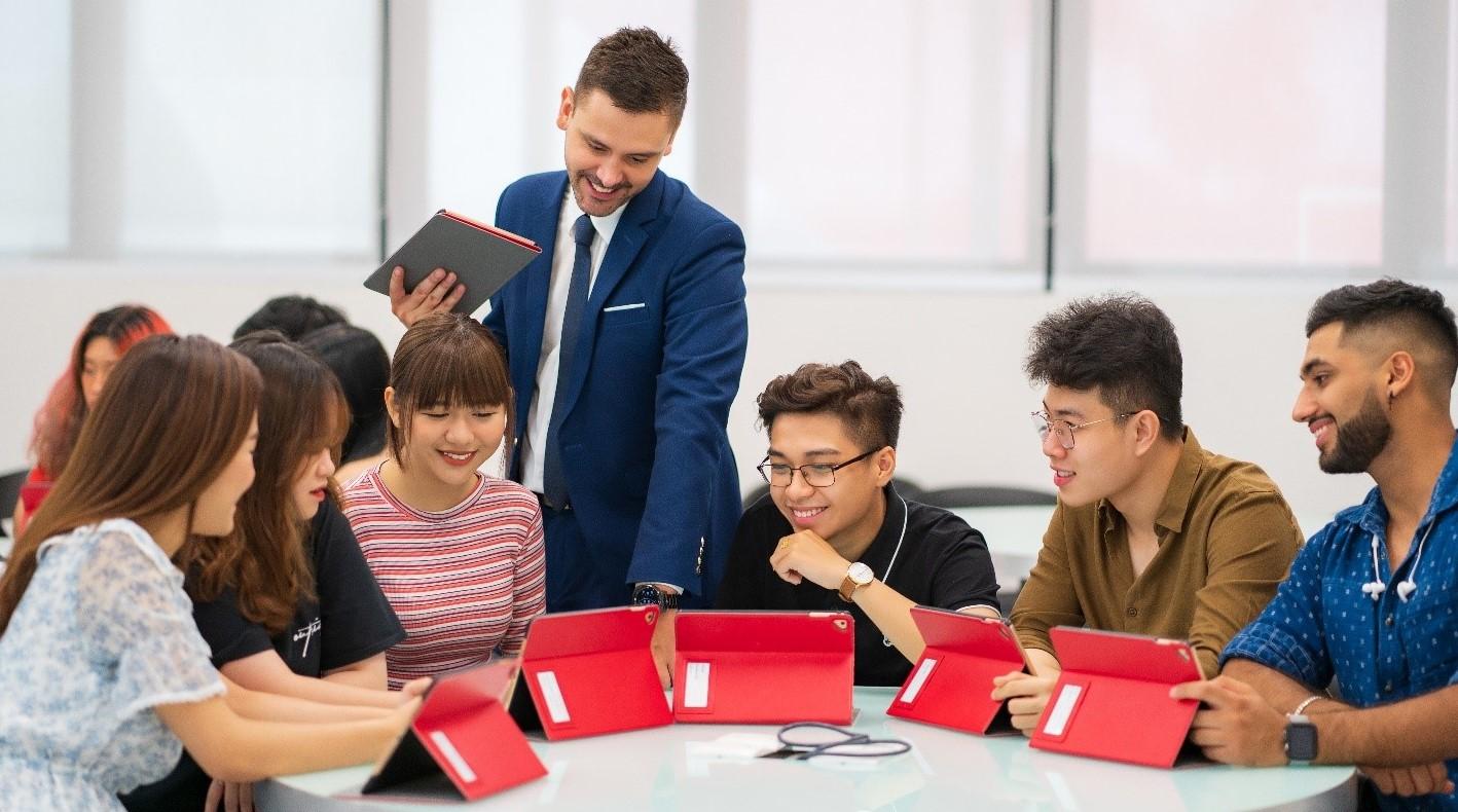 Chương trình cử nhân trường Đại học Anh quốc Viêt Nam BUV